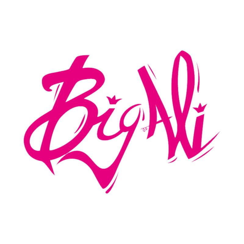 logo du chanteur big ali pour les médias