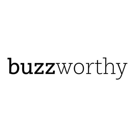 logo du site de buzz et de médias buzzworthy