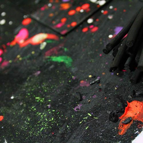 Ambiance de peinture de la collection chromophobia