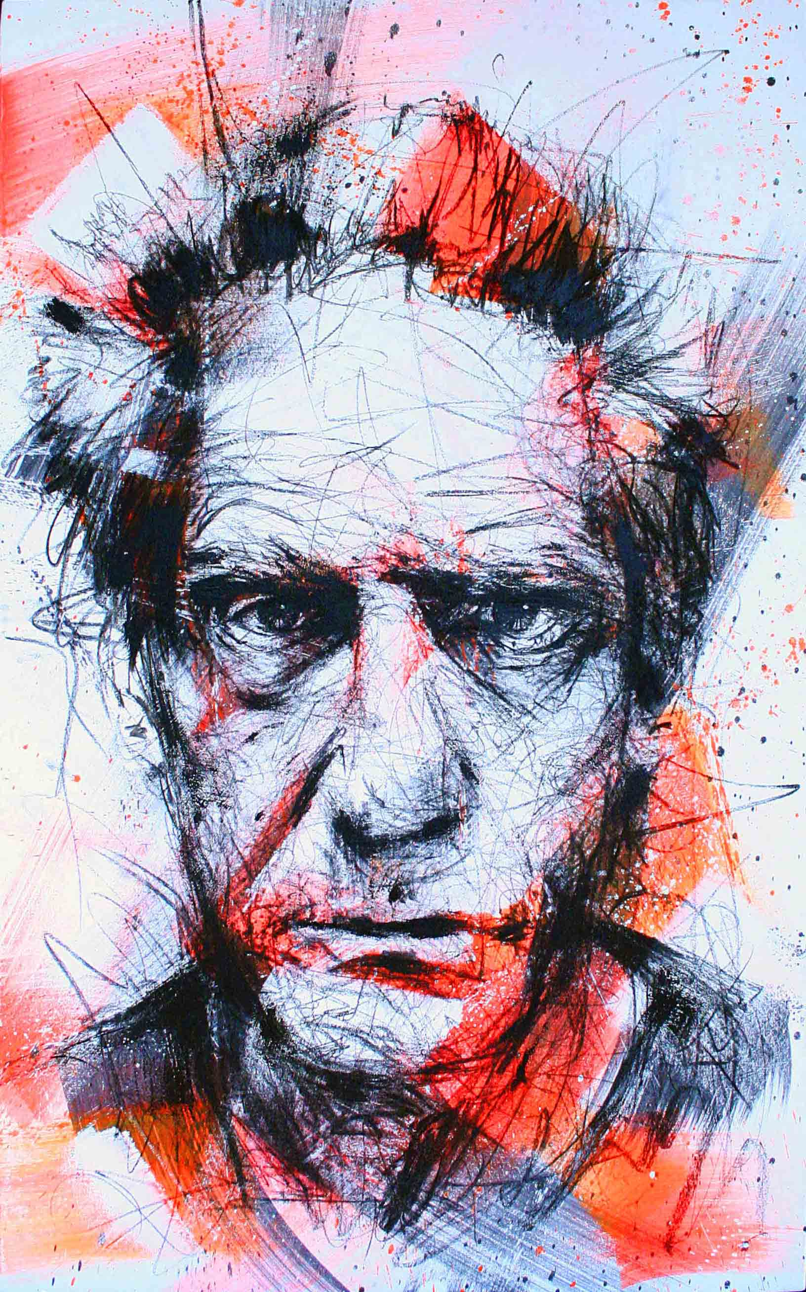 david cronenberg de la collection de peinture chromophobia