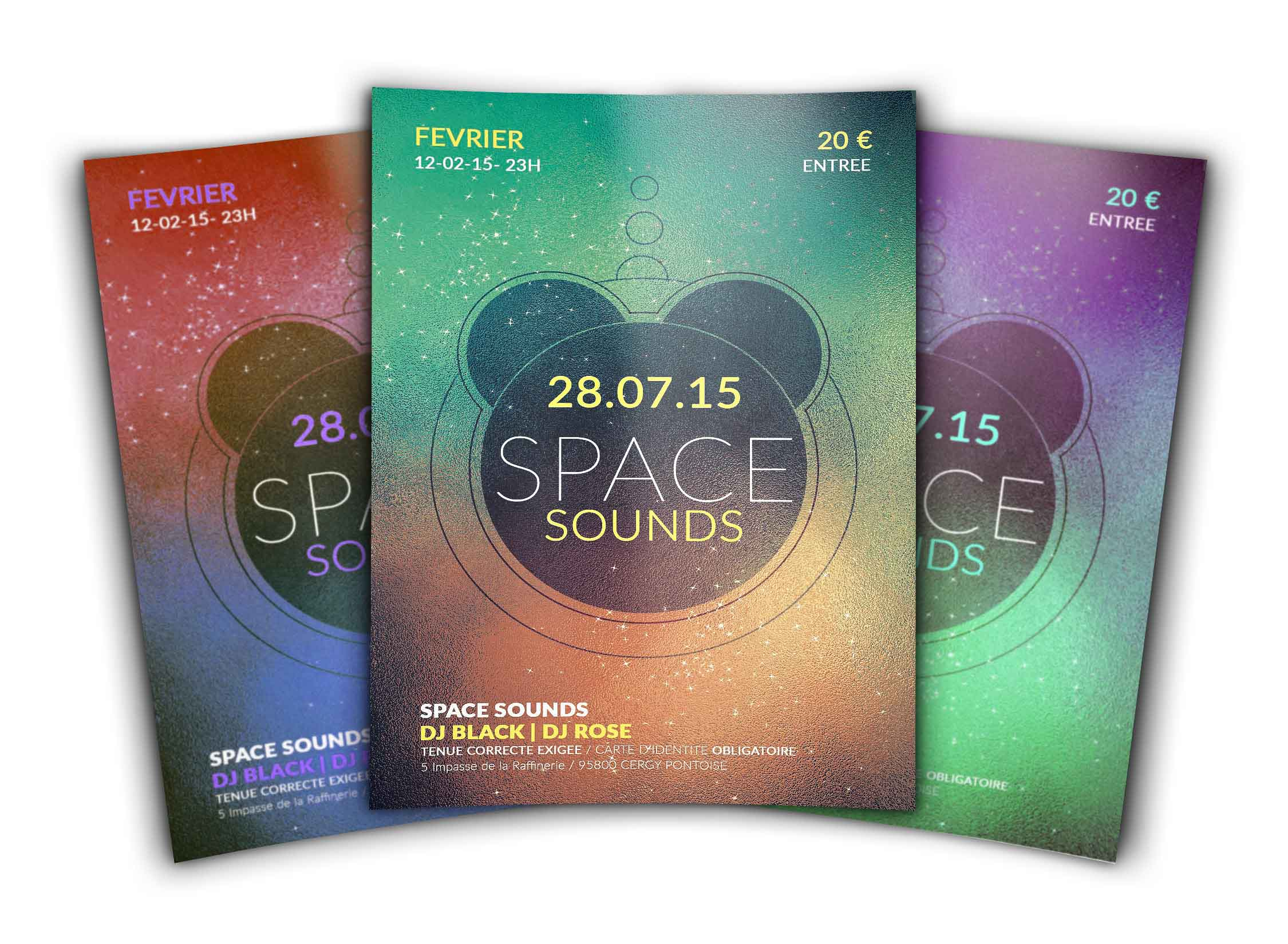 flyers space sounds