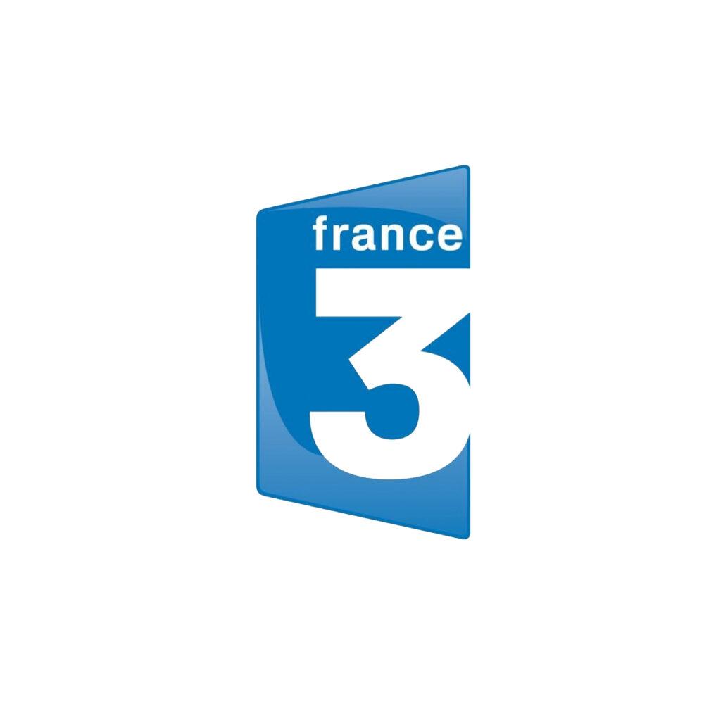 logo de la chaine télévisée de medias france 3