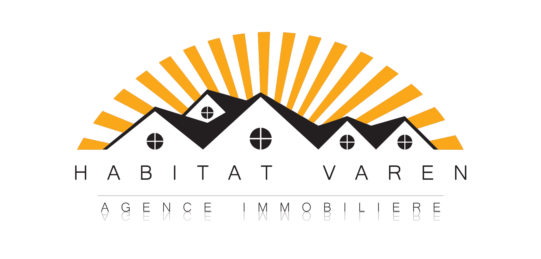 logo de l'agence immobilière habitat varen