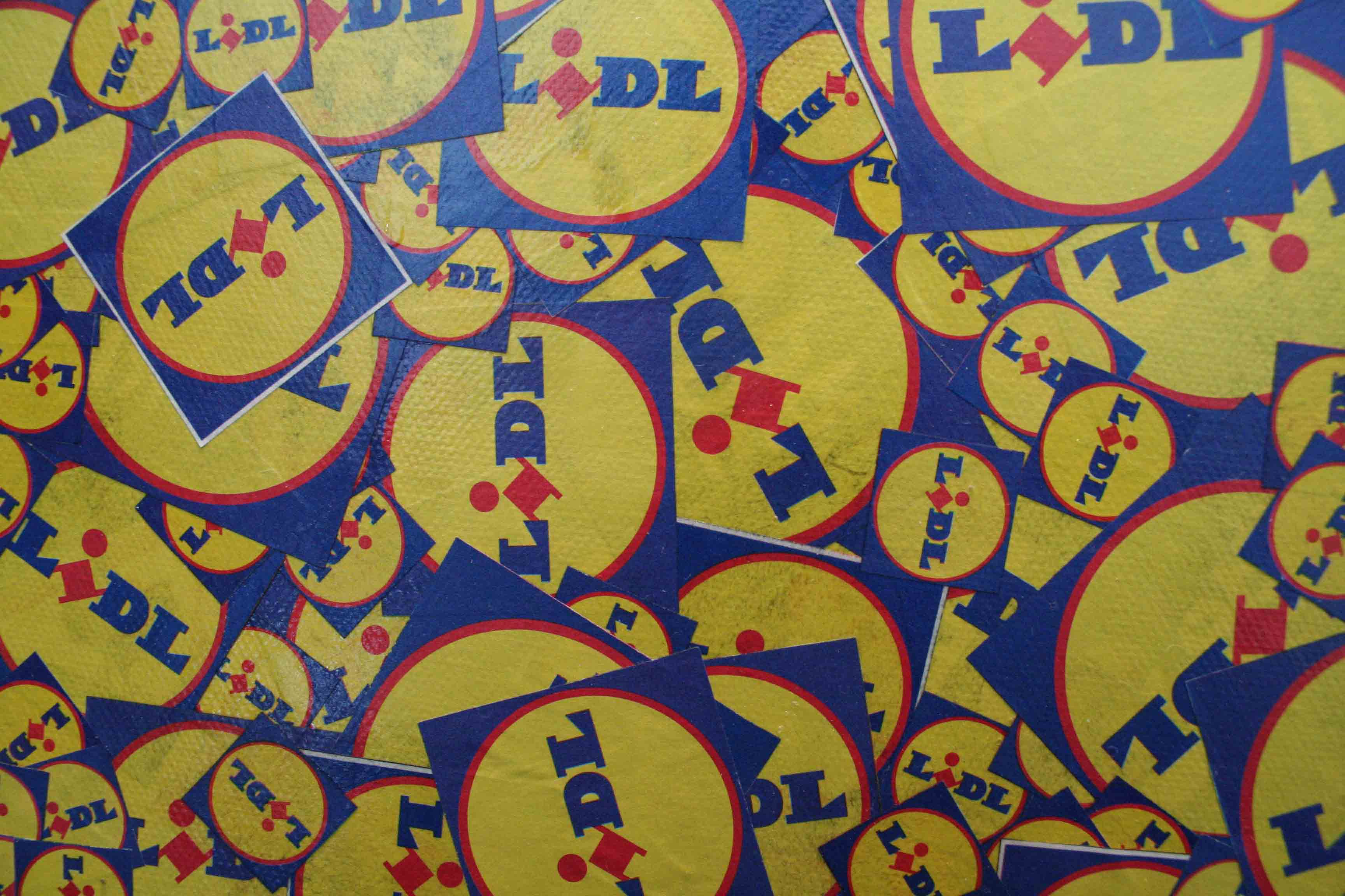 logos lidl du portrait hollandiscount