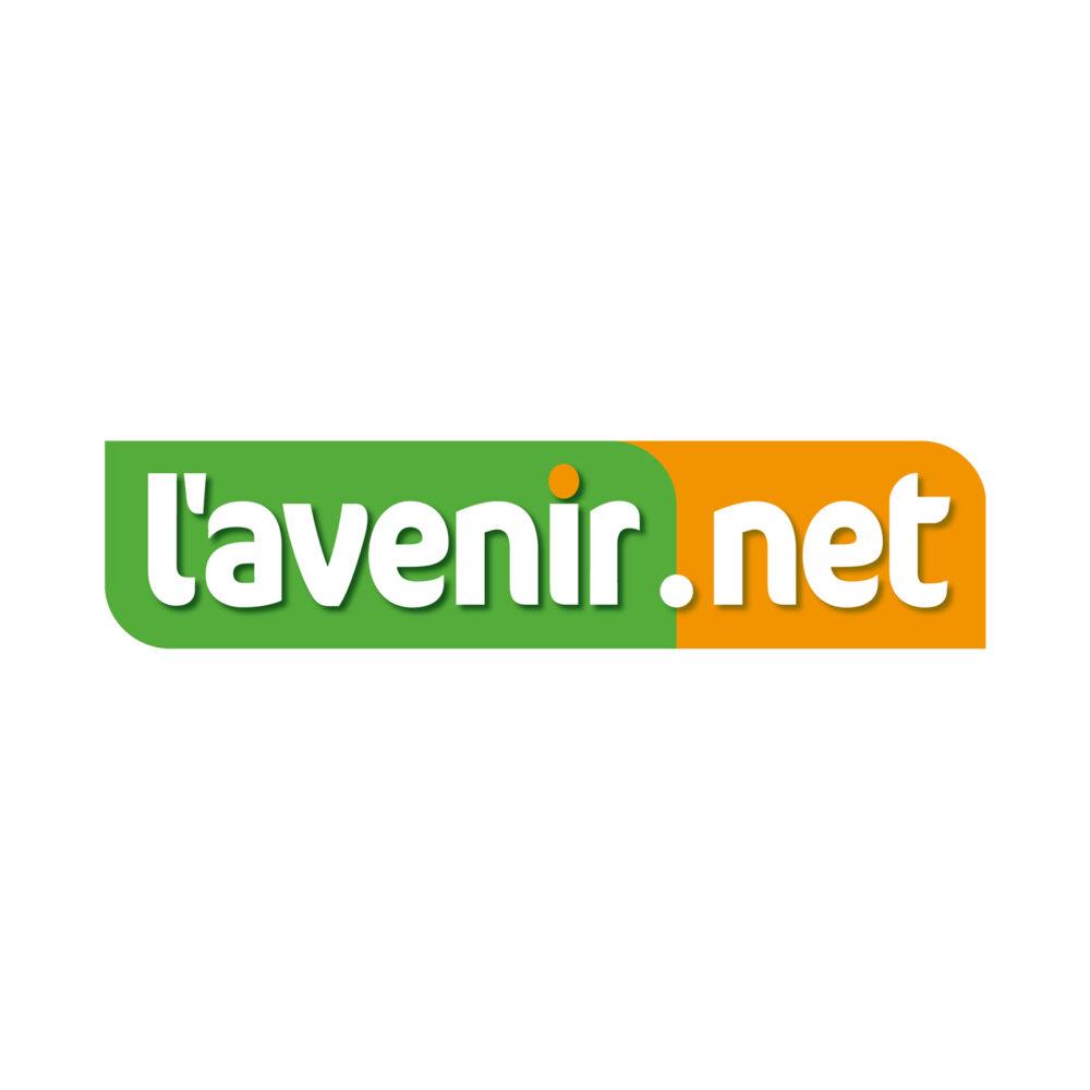 logo du journal belge de medias l'avenir.net