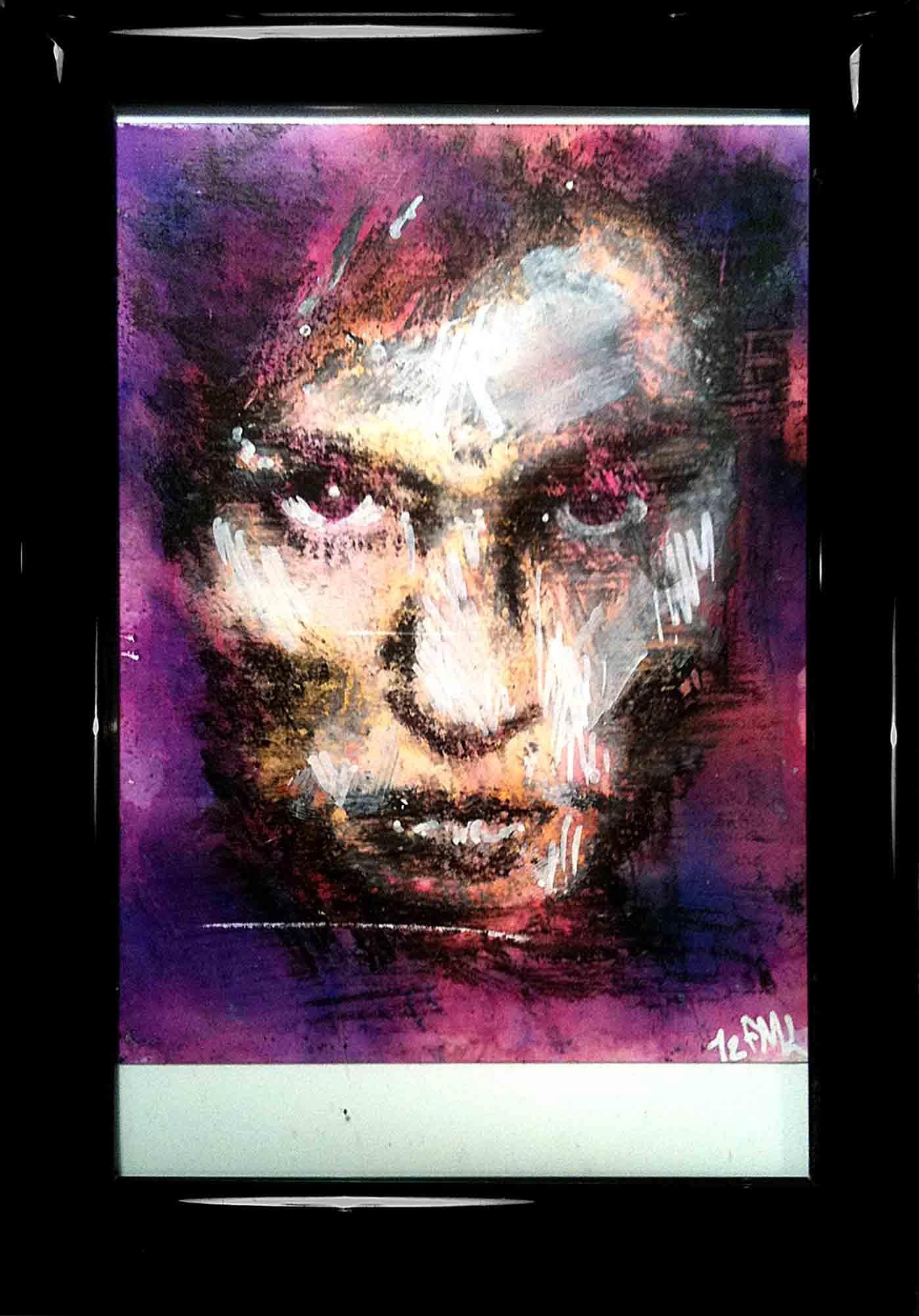 portrait millenium de noomi rapace dans le film millenium de la collection idées