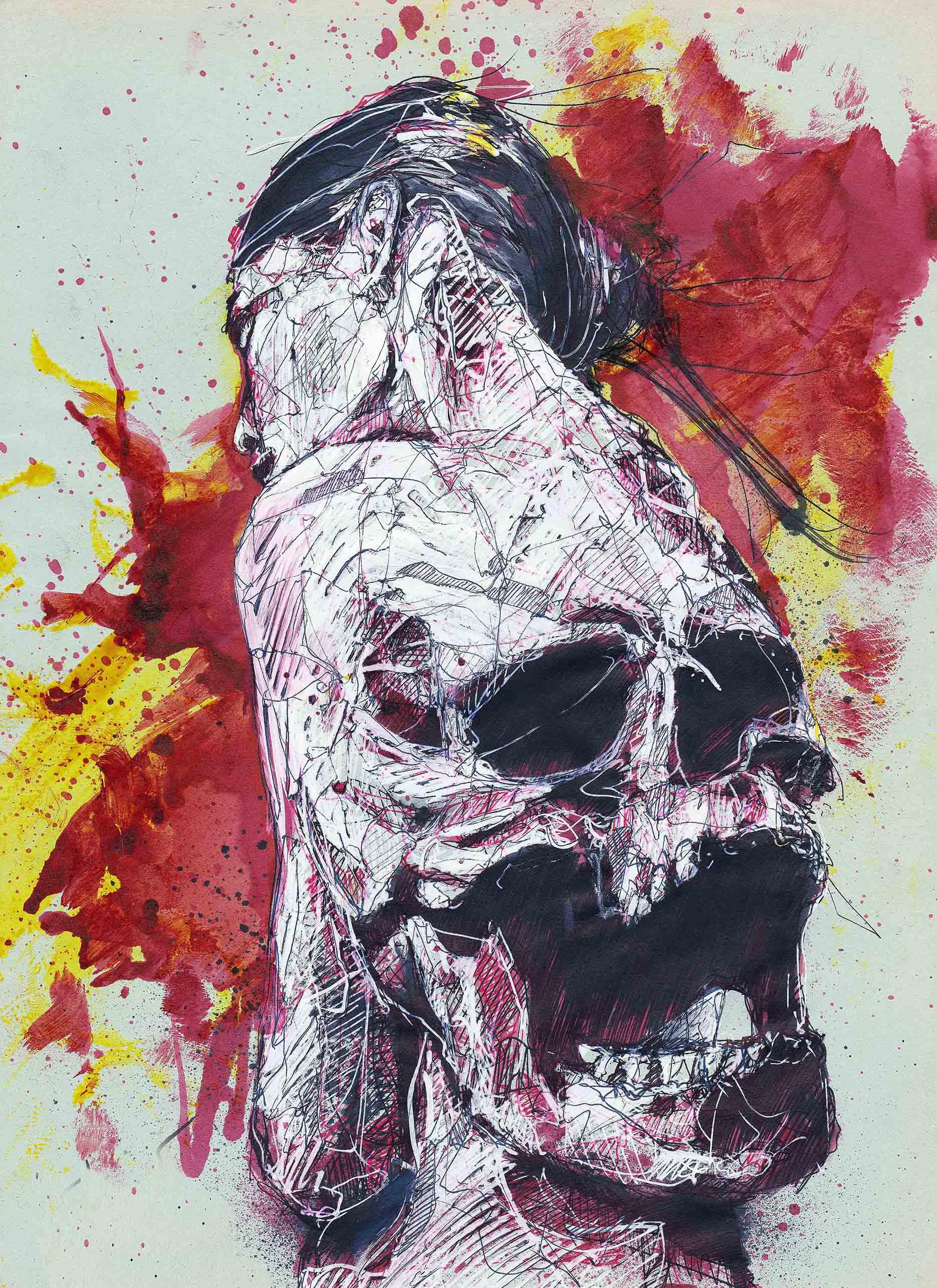 portrait pandemonium 2 de la collection idées