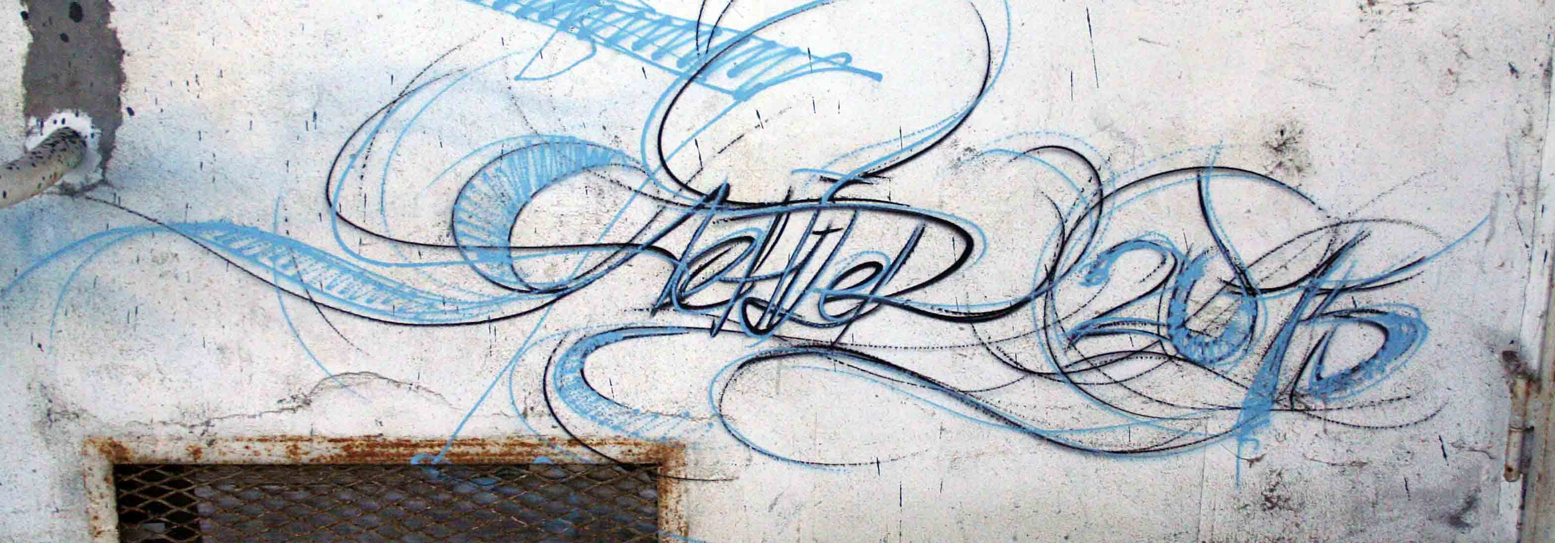 signature des fresques de frédéric michel-langlet