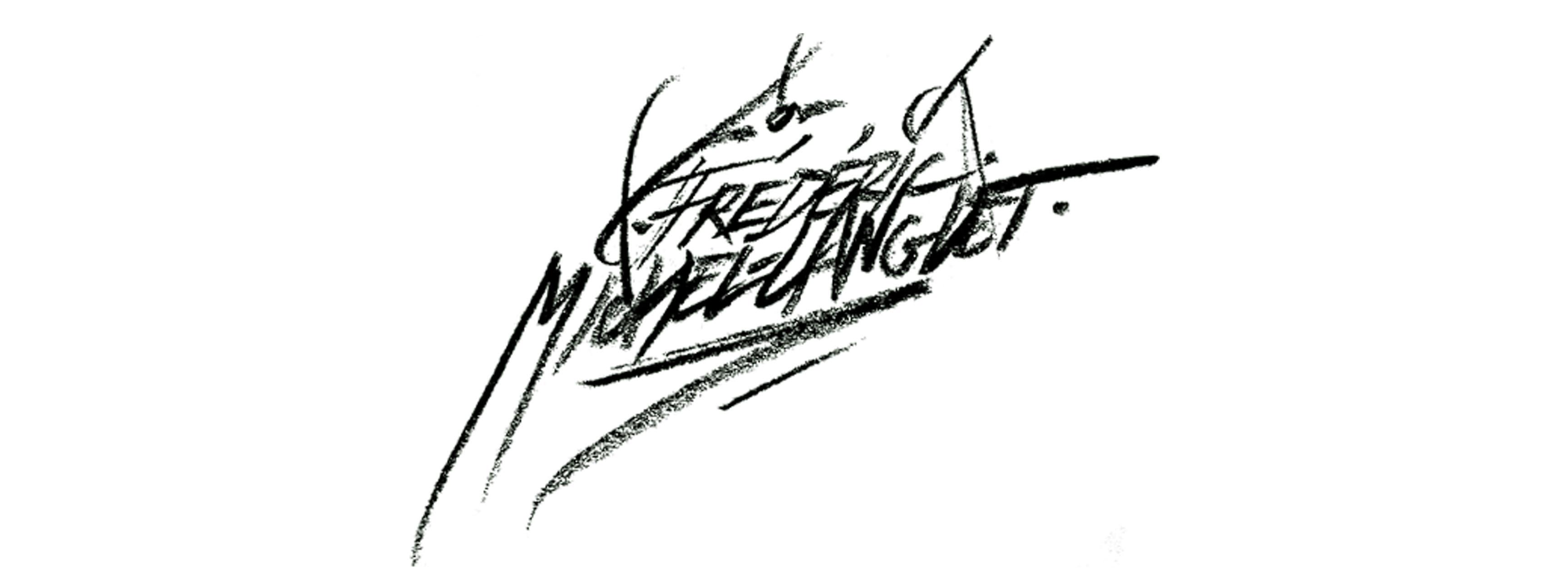 signature de frédéric michel-langlet