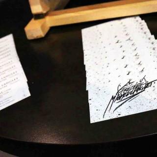 cartes de visite à l'expositions histoire 2 à chantilly