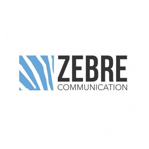 Logo de l'entreprise zebre communication à chambly dans l'oise
