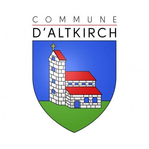 Logo de la commune d'altkirch en Alsace