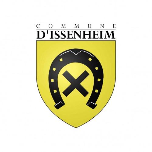 Logo de la commune d'issenheim en alsace