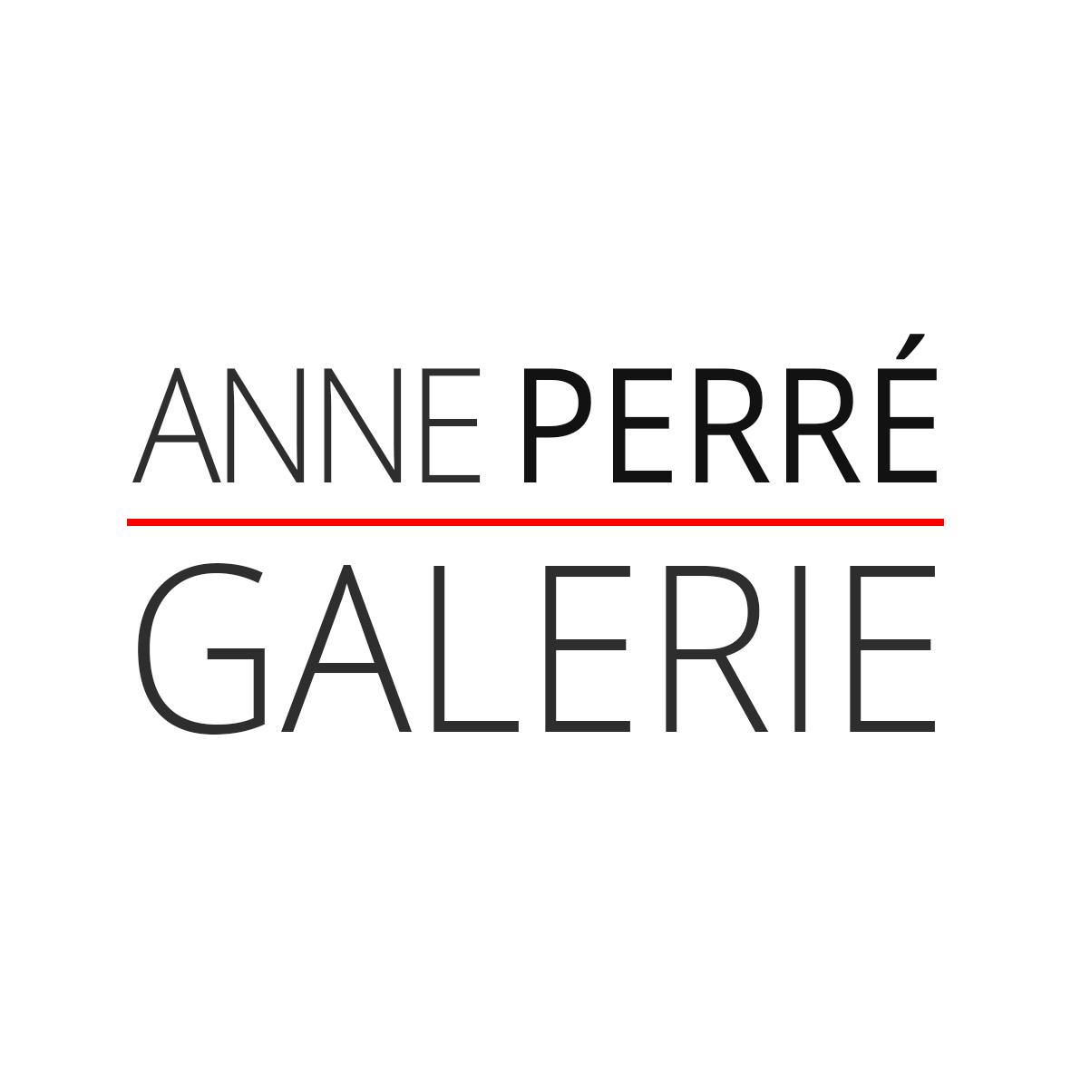 logo de la galerie de street art anne perré à rouen et paris